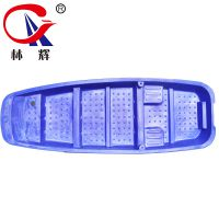 江苏林辉老3.2米船PE塑料船 养殖打渔船 牛筋塑料船加厚钓鱼船颜色厂家直销 可定制