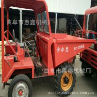 厂家自产自销的翻斗车 多用途柴油翻斗车 稳定性能好的柴油翻斗车