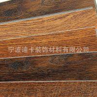 厂家直销 商用锁扣木纹地板系列  防水防滑耐磨pvc塑胶地板