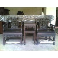 新中式家具价格/效果图片_实木仿古木雕雕刻家具_福运仿古木雕厂