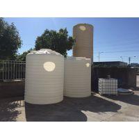 西安10吨塑料水塔厂家直销 一次成型无毒无味pe水箱