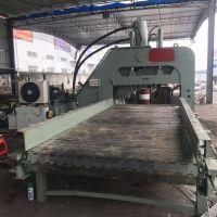 新型门式液压剪切机龙门剪切机1000吨价格大型龙门废铁切断机工作视频
