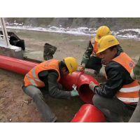 加强级3pe防腐螺旋钢管 发泡聚氨酯保温钢管 防腐钢管厂家