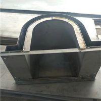 水泥预制U型水槽钢模具操作简单易脱模