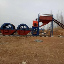 螺旋洗沙设备 洗沙设备价格 凯翔 挖斗式洗沙设备生产线