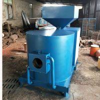润朋厂家 立式常压热水生物质颗粒燃烧机  烤房生物质颗粒燃烧机