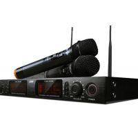 SAST/先科 ok-06专业舞台演出真U段无线麦克风会议家用KTV话筒
