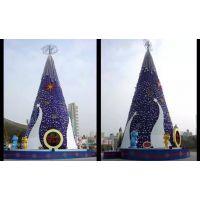 全新圣诞树造型出租出售 圣诞树主题资源美陈 供应商