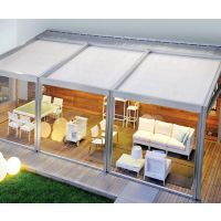 天幕篷/温室凉棚/玻璃房凉棚