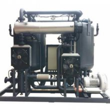 FMG-ZP型零气耗鼓风加热再生吸附式压缩空气干燥机