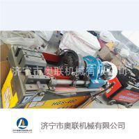 直螺纹剥肋滚丝套机机 16-40钢筋滚丝机 钢筋连接套筒设备批发