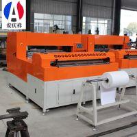 厂家直销空气滤芯自动折纸机全自动往复式折纸生产线折纸机
