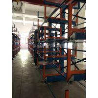 南京特种管件存放架 伸缩悬臂货架使用要求 案例实拍货架