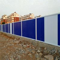围挡板厂家 市政施工围挡 工程临时围墙
