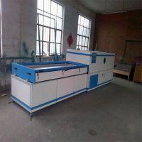 板式家具门板真空覆膜机 高效率耐高温装饰板吸塑机 博阳供应