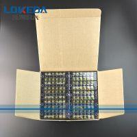 科大厂家TB-3506接线端子排铁/铜芯片导电端子35A3/4/6/12位端子