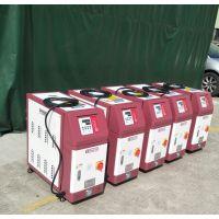 热压成型专用模温机/皮革辊筒油加热器/压花辊筒油加热器