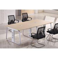 经典款办公桌钢架现货 2人对坐办公职员桌架 有库存 现货工厂直发
