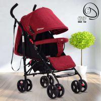 轻便婴儿推车可坐可躺宝宝超轻伞车折叠简易四轮婴儿车儿童手推车