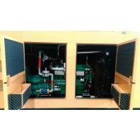 洛拖160kw千瓦静音箱燃气发电机组 东方红低噪音天然气发电机
