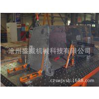 三维柔性工装快速焊接平台工作台夹具铸件 组合定位平板生产厂家