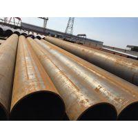 沧州厂家定制大口径直缝焊管 结构制管5寸*4.5mm焊接钢管