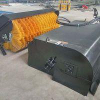 厂家直销 封闭清扫器idea09小型装载机属具——工程路面扫地车