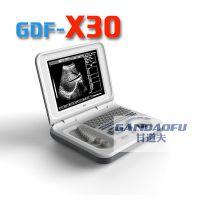 小动物B超机实验研究,笔记本式动物B超机GDF-X30