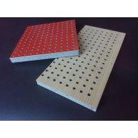 室内墙面高品质耐高温防火陶铝冲孔吸音板