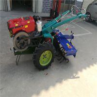 操作方便小型手扶拖拉机 农用拖拉机价格 惠民手推式耕田犁地机