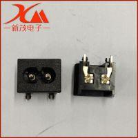 厂家供应 卡式八字座 AC转换插座 八字型插座