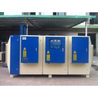 注塑机废气改造 DH-DLZ8低温等离子光氧处理机 油烟废气全处理