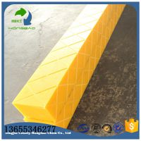 轨枕垫块可定做任意尺寸及颜色承重聚乙烯枕木垫板