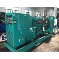 310kw康明斯二手发电机组NTA855-G4二手柴油发电机组 进口原装发电机组出售