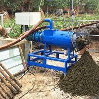 养殖用干湿分离器 全自动牛羊粪便脱水机 新型固液分离机