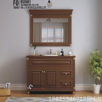 锐镁铝业厂家直销全铝家具铝材 全铝浴室柜型材 橱柜全铝家居定制