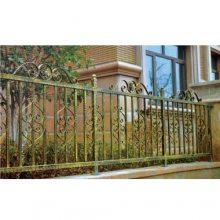 铁艺栏杆报价 定制铁艺栏杆图片 铁艺栏杆销售 巨煜金属