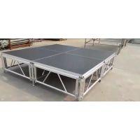 广州铝合金舞台搭建 铝合金舞台租赁 桁架背景搭建
