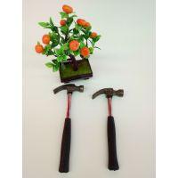 五金工具优质 锤木柄羊角锤木工羊角锤钉锤起钉羊角 钢柄锤
