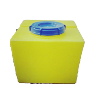 塑胜厂家直销80L方形塑料搅拌桶pe加药箱化工储罐加药桶
