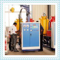 【高品质】金属雕花聚氨酯装饰保温板浇注设备 聚氨酯高压发泡机