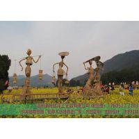 慈溪创意稻草人工艺品价格