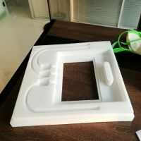 雕刻EVA海绵植绒内托工具箱内衬减震防撞