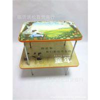 批发销售家用床上书桌 卡通儿童书桌 电脑桌 休闲折叠小餐桌