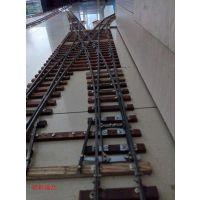 高畅机械大量生产煤矿道岔、铁路道岔、轻轨道岔、重轨道岔