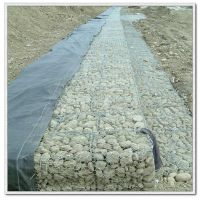 石笼网箱 石砌护坡 格宾网护岸厂家