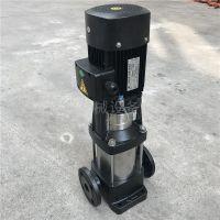 不锈钢离心泵CDL8-4B倍拉1.5KW供暖热水循环泵