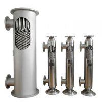 定做卫生级间壁式换热器厂家 可拆卸式耐腐蚀热交换器