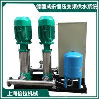 进口威乐水泵MVI3206-1/16/E/3-380-50-2楼房直连供水加压系统