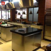 厨房装修效果图   厨具加工厂 厨房设备加工